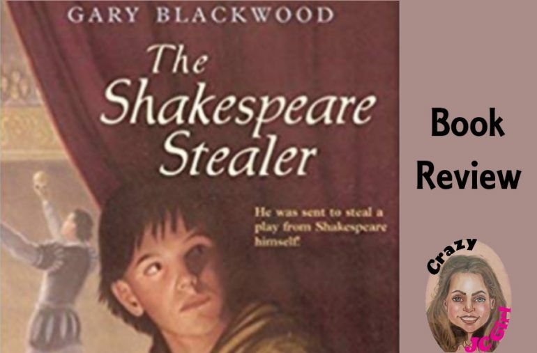Book Review: The Shakespeare Stealer - crazyJCgirl.com