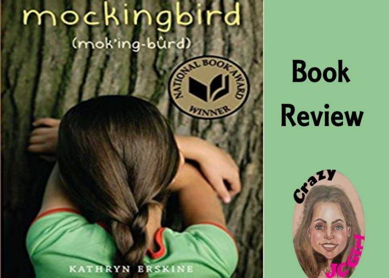 Book Review - Mockingbird - crazyJCgirl.com