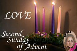 LOVE 2nd Sunday of Advent - crazyJCgirl.com