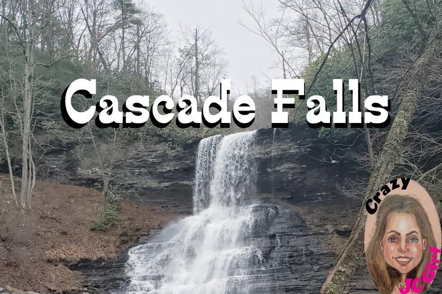 Cascade Falls, Jefferson National Forest, VA - crazyJCgirl.com