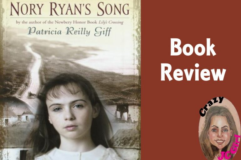Book Review: Nory Ryan's Song by Patricia Reilly Giff - crazyJCgirl.com