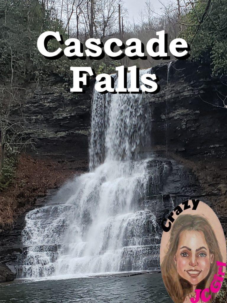 Cascade Falls, Pembroke, VA - crazyJCgirl.com
