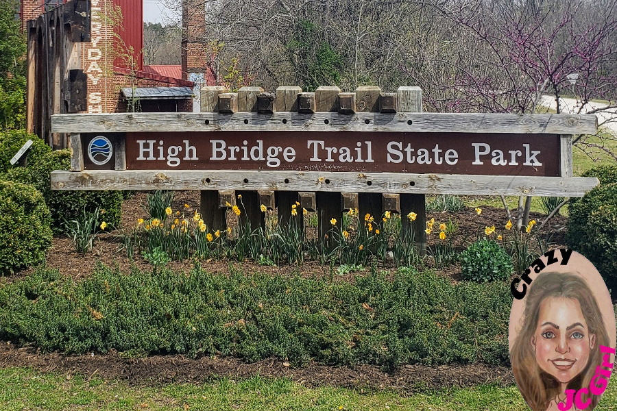 High Bridge Trail - crazyJCgirl.com