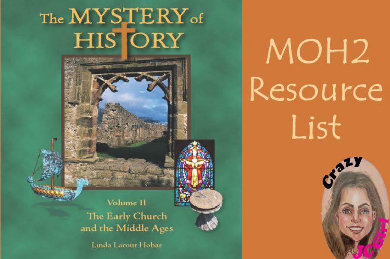 MOH2 Mystery of History II - crazyJCgirl.com