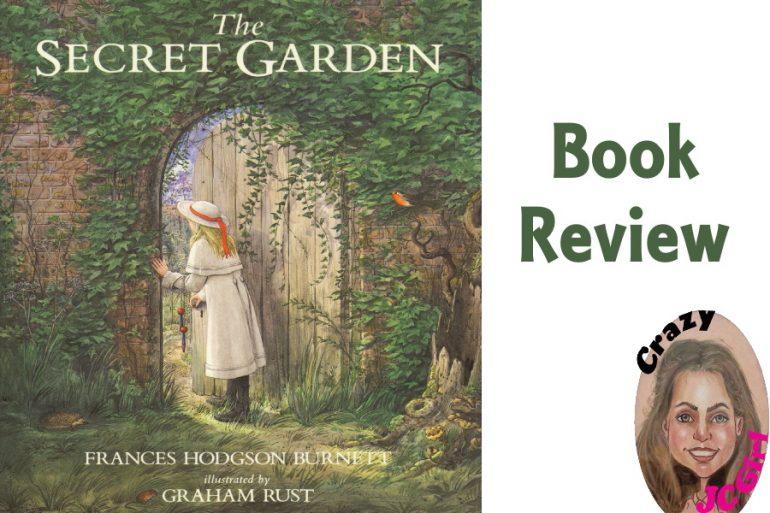 Book Review: The Secret Garden - crazyJCgirl.com