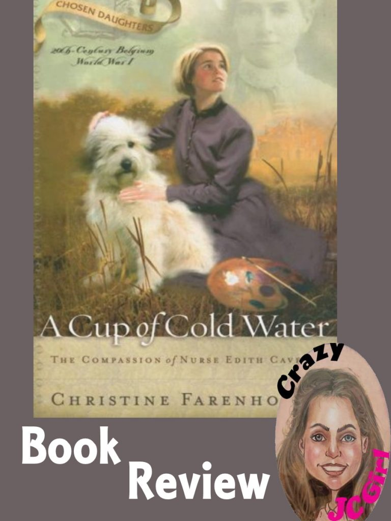 Book Review - A Cup of Cold Water - crazyJCgirl.com