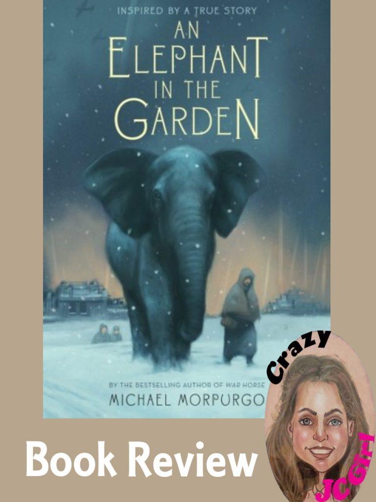 An Elephant in the Garden - crazyJCgirl.com