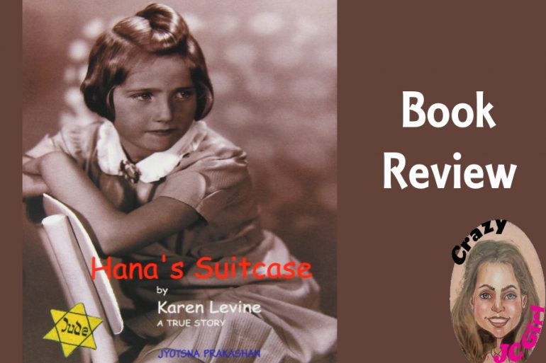 Book Review: Hana's Suitcase - crazyJCgirl.com