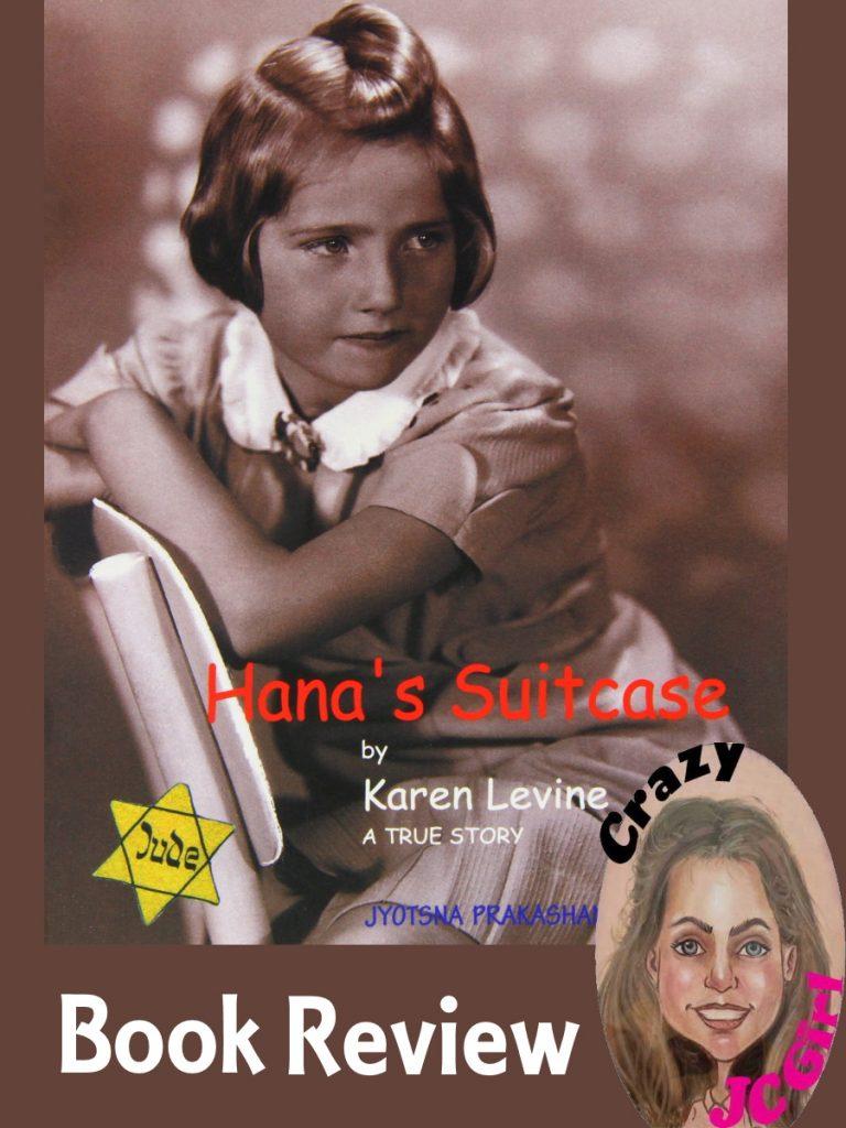 Book Review: Hana's Suitcase - crazyJCgirl.com