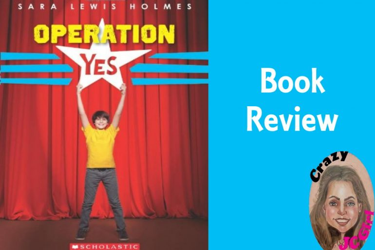 Book Review: Operation Yes - crazyJCgirl.com