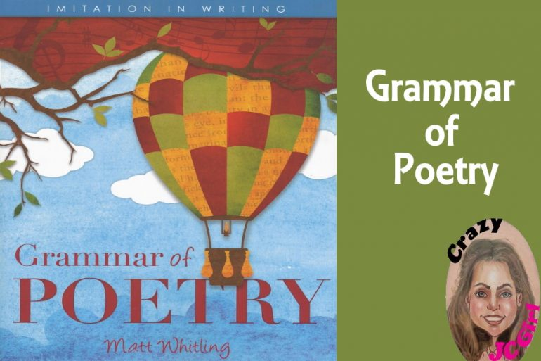 Grammar of Poetry Review - crazyJCgirl.com