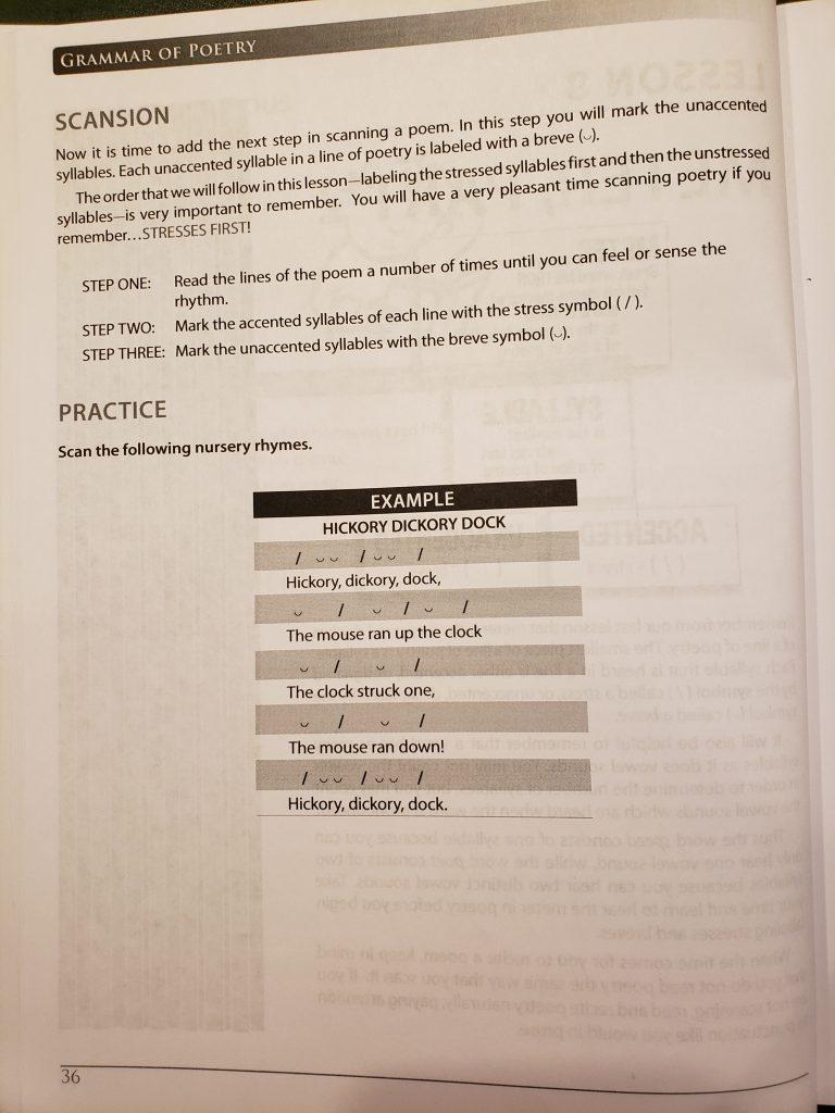 Grammar of Poetry - sample pg36 - crazyJCgirl.com