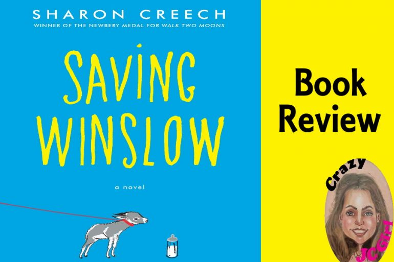 Book Review: Saving Winslow - crazyJCgirl.com