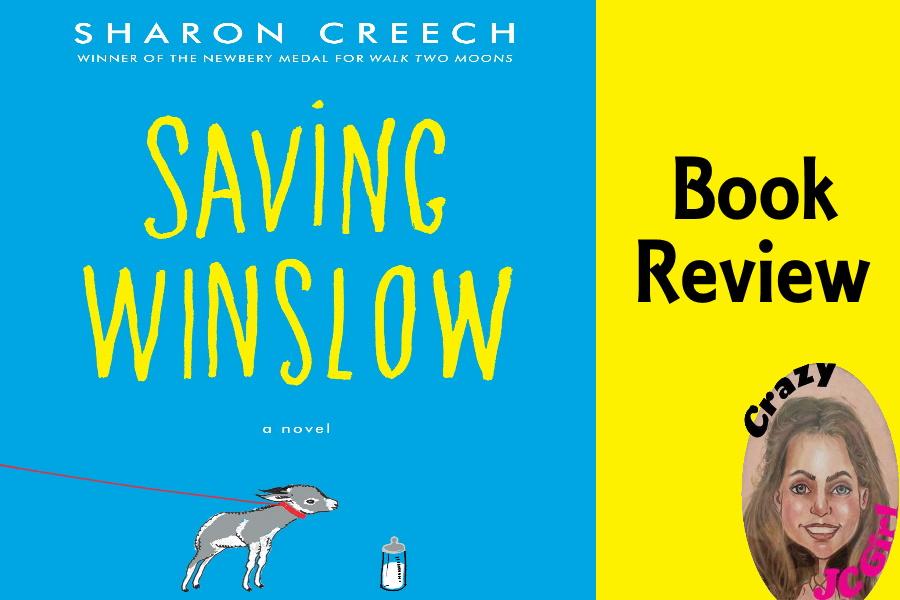Book Review: Saving Winslow - crazyJCgirl.com