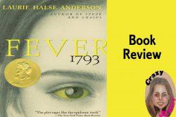 Book Review: Fever 1793 - crazyJCgirl.com