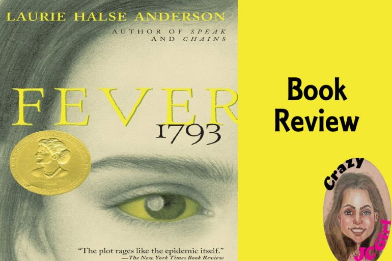 Book Review: Fever 1793 - crazyJCgirl.com