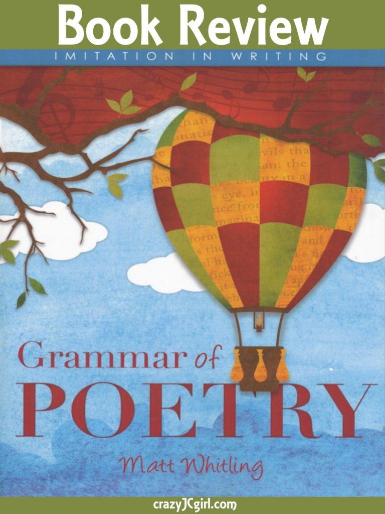 Grammar of Poetry - crazyJCgirl.com