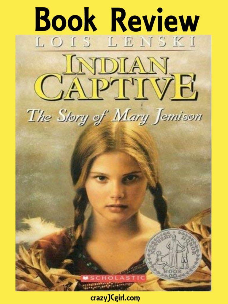 Book Review: Indian Captive - crazyJCgirl.com