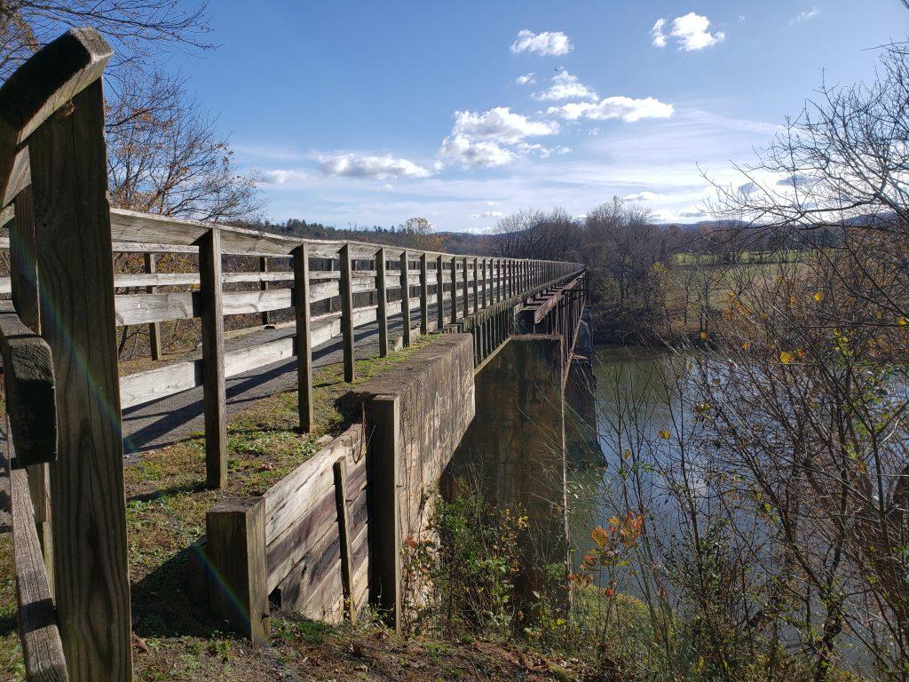 Ivanhoe River Bridge, VA - crazyJCgirl.com