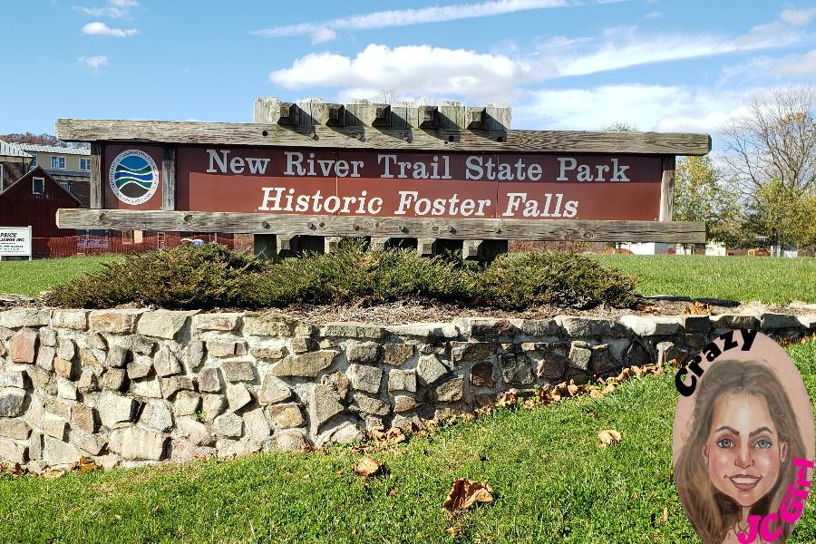 New River Trail State Park, VA - crazyJCgirl.com