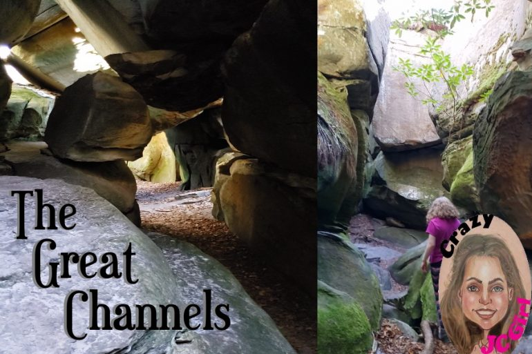 The Great Channels, VA - crazyJCgirl.com