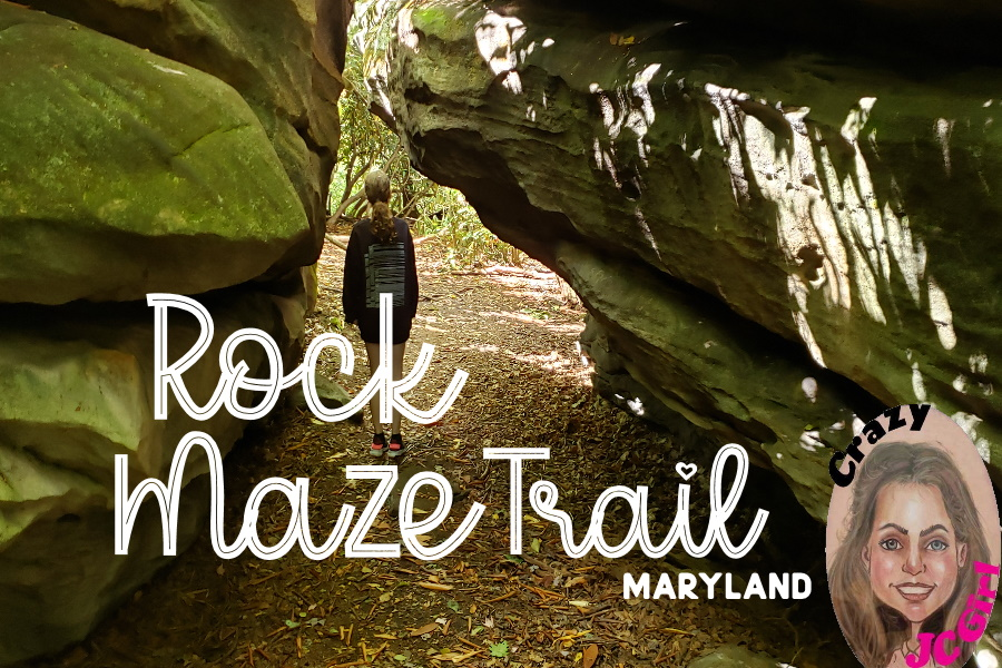 Rock Maze Trail, MD - crazyJCgirl.com